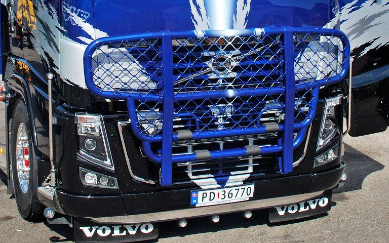 Volvo FH Low. Front Protection, Offroad B14-3