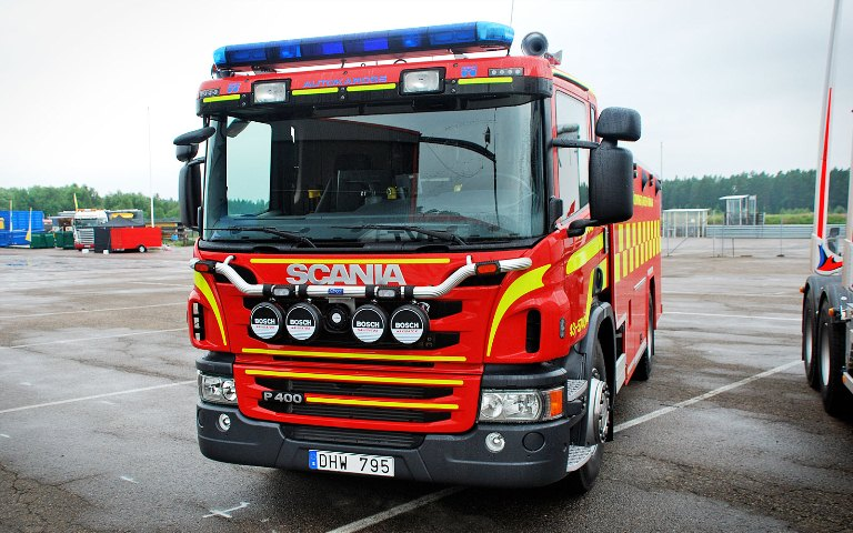 Scania P-serie. X-light H23-2