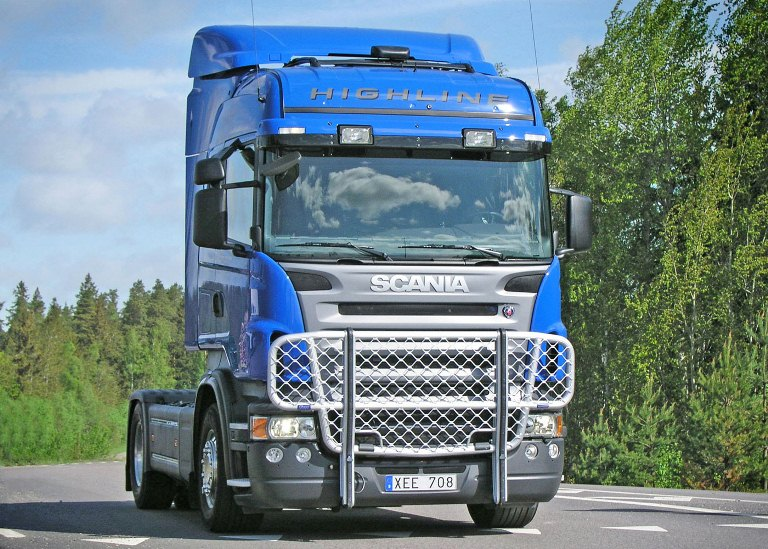 Scania R-serie Highline. Front Protection, Offroad B23-3